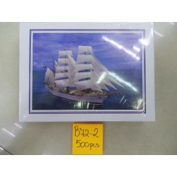 B72-02 PUZZLE 500 PIESE