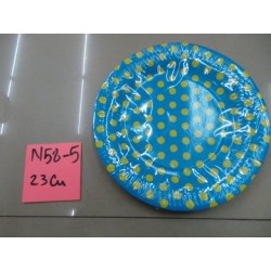 N58-05 FARFURII PARTY 23 CM SET 10 BUC